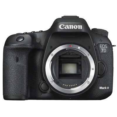 Canon EOS 7D Mark II 20.2MP Digital SLR Camera Body Japan Domestic Version New
