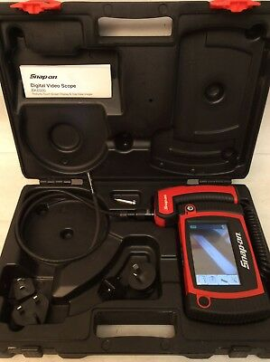Snap-On BK6500 Digital Video Inspection Scope / Bore Scope (LP3042140)