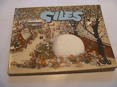 Vintage Giles Annual Book Eleventh Series