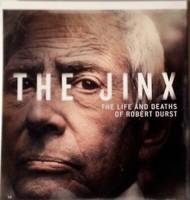 The Jinx The Lifes and Deaths of Robert Durst 2015 HBO FYC DVD Documentary