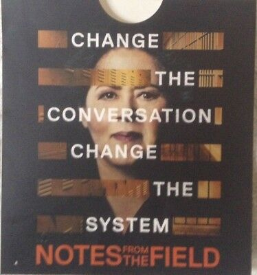 Notes From The Field Anna Deavere Smith 2018 HBO EMMY AWARD TV Movie DVD