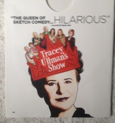 Tracey Ullman's Show 2018 HBO FYC EMMY AWARD DVD Episodes One, Two & Three
