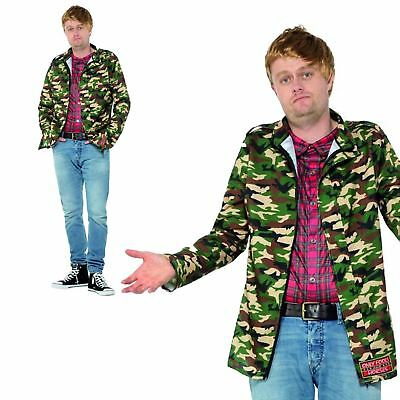 a9469cb131de3 Adults Mens Official Only Fools and Horses Rodney Trotter Fancy Dress  Costume