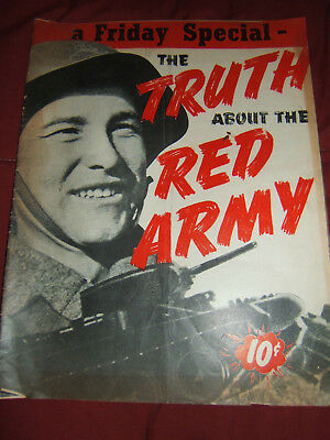 The Truth About The Red Army Magazine Wwii--A Friday Special