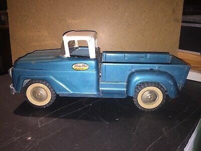 Vintage 1960's Tonka Toy Pick Up Truck Christmas Children's Toy