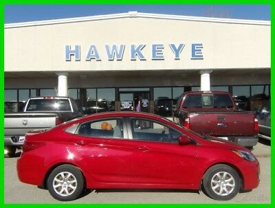 2013 Hyundai Accent GLS 2013 GLS Used 1.6L I4 16V Manual FWD Sedan