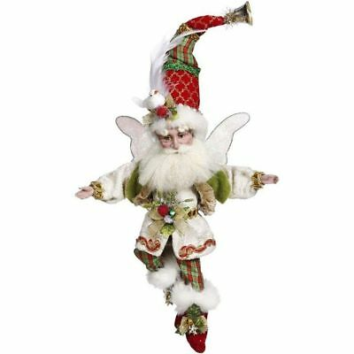 "Mark Roberts 2018 Christmas Deck The Halls  Fairy Small 11"" 51-85814  NEW"