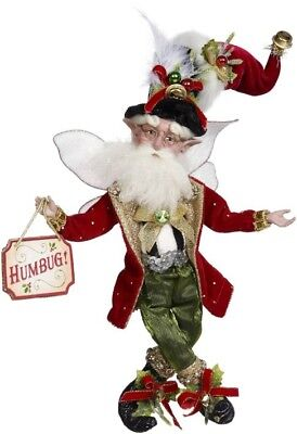 "Mark Roberts 2018 Christmas The Humbug Fairy Small 11""  51-85924"