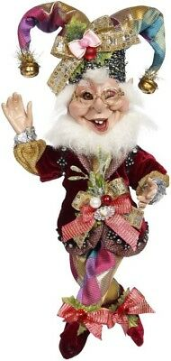"Mark Roberts 2018 Christmas  Joyful Elf Small 10"" 51-85540 NEW"