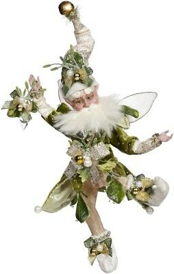 "Mark Roberts 2018 Christmas Mistletoe Magic  Fairy Small 10""  51-85888   NEW"