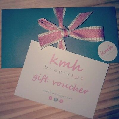 Kmh Beauty Spa Ballan - Gift Voucher