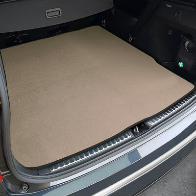 Fully Tailored PVC Boot Liner//Mat//Tray To fit Superb Estate 2015 Black Carpet Insert