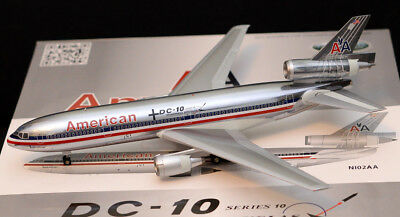 """HOLIDAY SALE!""  Inflight 200 AMERICAN AIRLINES Douglas DC-10-10 N102AA"
