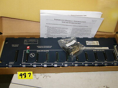 GE RX3i 10-SLOT EXPANSION BASE IC694CHS392A **NEW**NEW**