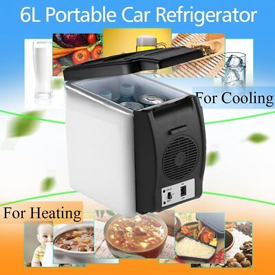 PORTABLE CAR COOLER Warmer Truck Electric Fridge 12V Travel