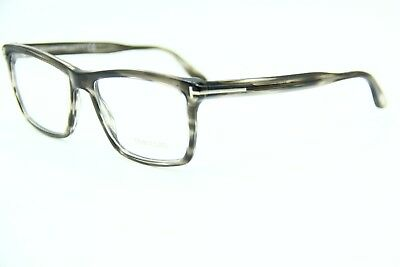 4eeab61ba7 New Tom Ford Tf5407 005 Gray Authentic Eyeglasses Tf 5407 Frame 54-16 W