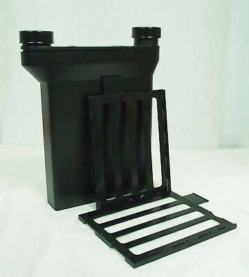 SP-445: 4x5 developing tank; 4 sheets in 475ml;