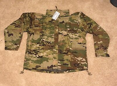 NEW GEN III Layer 6 WET/COLD WEATHER JACKET, Medium Regular OCP 8415-01-641-0818