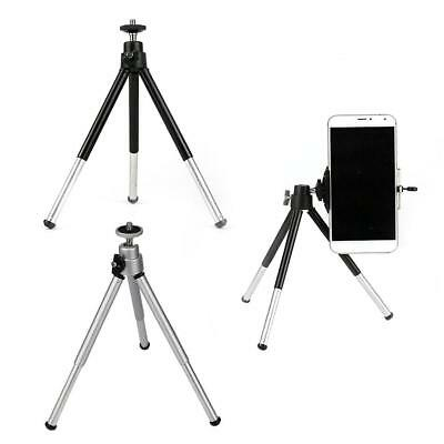 Mini Small Universal Flexible Tabletop Handheld Tripod Digital Camera Metal UK