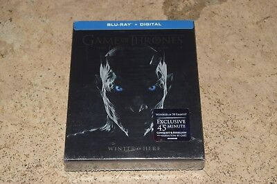 Game of Thrones: The Complete 7th Season (Blu-ray, Digital) Brand New