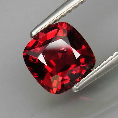 1.80Ct.Best Color! Natural Top Noble Red Spinel MaeSai,Thailand