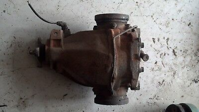 Mercedes W201 190e Cosworth 2.3-16 2.5 2.6 ASD locking differential LSD W124
