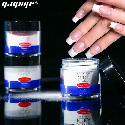 Acrylic Nail powder 28g gram Crystal Power Nail Extension DIY Multifunction