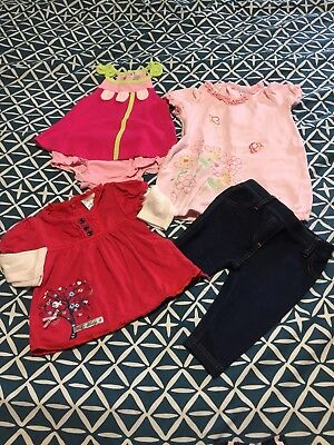 Newborn Baby Girl Size 00 Mixed Bundle Great Condition Ollie's place etc