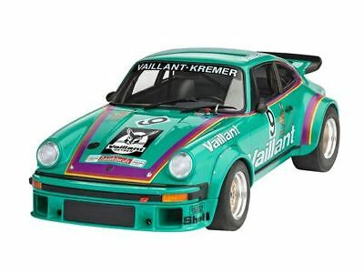 Revell Plastic Model Kit - Porsche 934 RSR Vaillant Racing Car 1:24 Scale 07032
