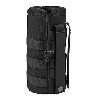 Sport Tactical Molle Water Bottle Holder Pouch 1000D Nylon Military Bag Hiking