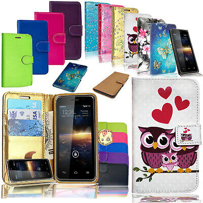 Cell Phones & Accessories Pu Leather Wallet Flip Stand Case Cover Cell Phone Accessories For Vodafone Smart N8 V8 E8 N9 N9 Lite