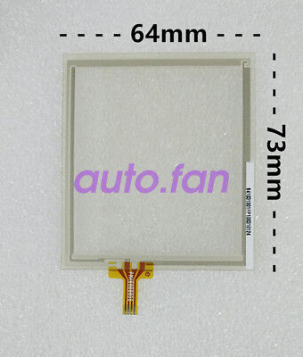 New new 3.5-inch resistive 4-wire inquiry machine GPS touch screen glass