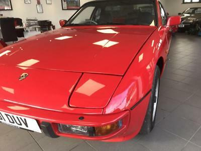 "1984 Porsche 924 Coupe In Fantastic Condition. ""JUST RE-SPRAYED, NEW CAMBELT."