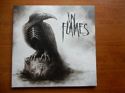 """IN FLAMES - SOUNDS OF A PLAYGROUND FADING - 2 x 12""""  VINYL GATEFOLD NUMBERED !"""