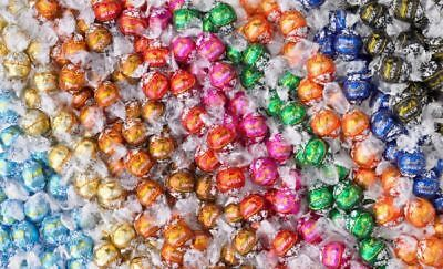 Lindt Chocolate Lindor 1 (One) Kilo Assorted Balls - Fan Favourites!