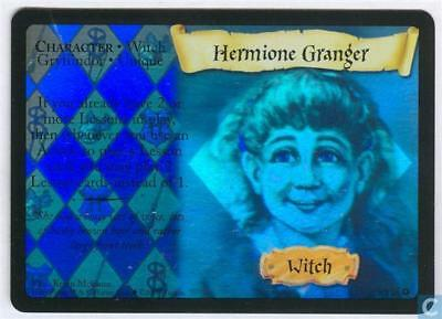 Harry Potter Base Set Holo Card *Hermione Granger* TCG CCG