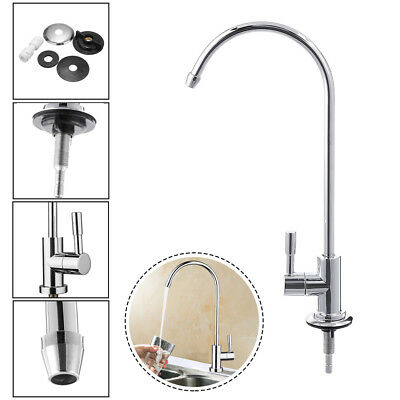 Reverse Osmosis Kitchen Sink Water Filter Faucet Fit Most Ro Units