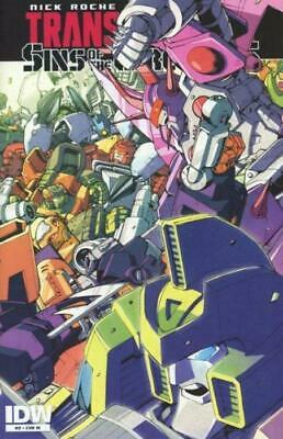 Transformers: Sins of the Wreckers #2 Andrew Griffith Variant Cover