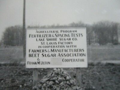 36 Photos From Lake Side Sugar Company. Agricultural Program For Sugar Beet1936