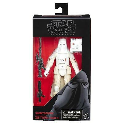 Snowtrooper Actionfigur Black Series 6-inch Hasbro, Star Wars: Episode V