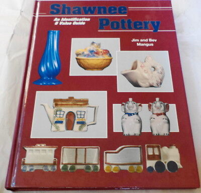 Shawnee Pottery,  An Identification and Value Guide, 1994, Glassware