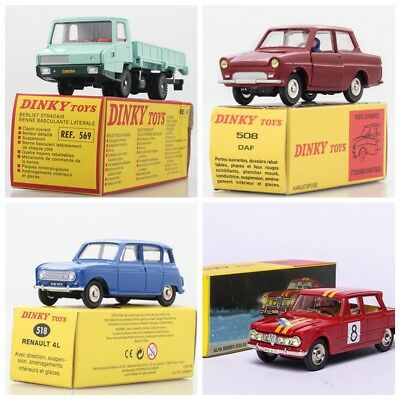 1/43 Dinky Toys Big Sale Limited Quqntity Die-cast  518 & 508 & 1401 & 569 Gift