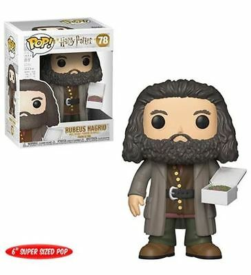 Funko Pop - Harry Potter - Hagrid with cake - 6 inch pop - 78 - Mint
