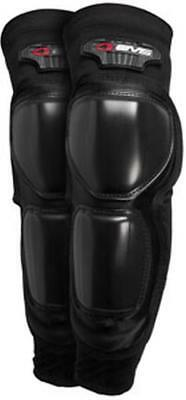 New EVS Burly Adult ElbowGuards(Pair Of 2), Black, Small/SM