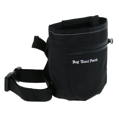 Dog Pouch Walking Food Treat Snack Bag Waist Storage Pouch Food Container