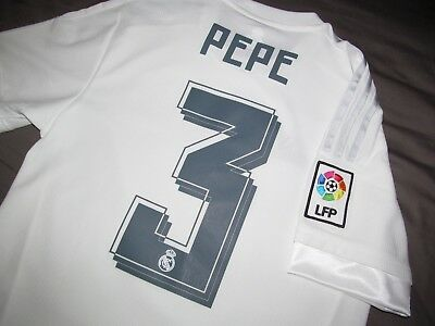 eb2ff3e671a TONI KROOS 2015 2016 Real Madrid Home White adidas Jersey Men M ...