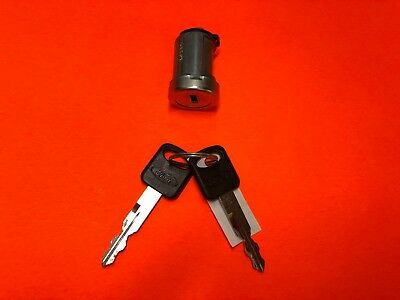 New Ford Lincoln Mercury 93-97 10-Cuts Coded Ignition Switch Cylinder w Two Keys
