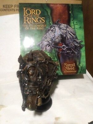 Lord of the Rings, Nazgal Steed Bust