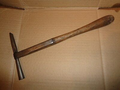 Brades 1962 Upholsters Type Hammer - Marked G.P.O - As Photo's