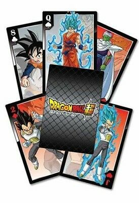 Dragon Ball Super - Resurrection F Playing Cards 6998 (Game Misc Used Very Good)